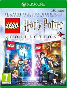Cenega Gra Xbox ONE Lego Harry Potter Collection