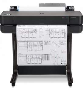 HP Inc. Drukarka wielkoformatowa DesignJet T630 24-in Printer 5HB09A