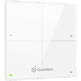 GRENTON - TOUCH PANEL 4B, Tf-bus, BIAŁY (2.0)