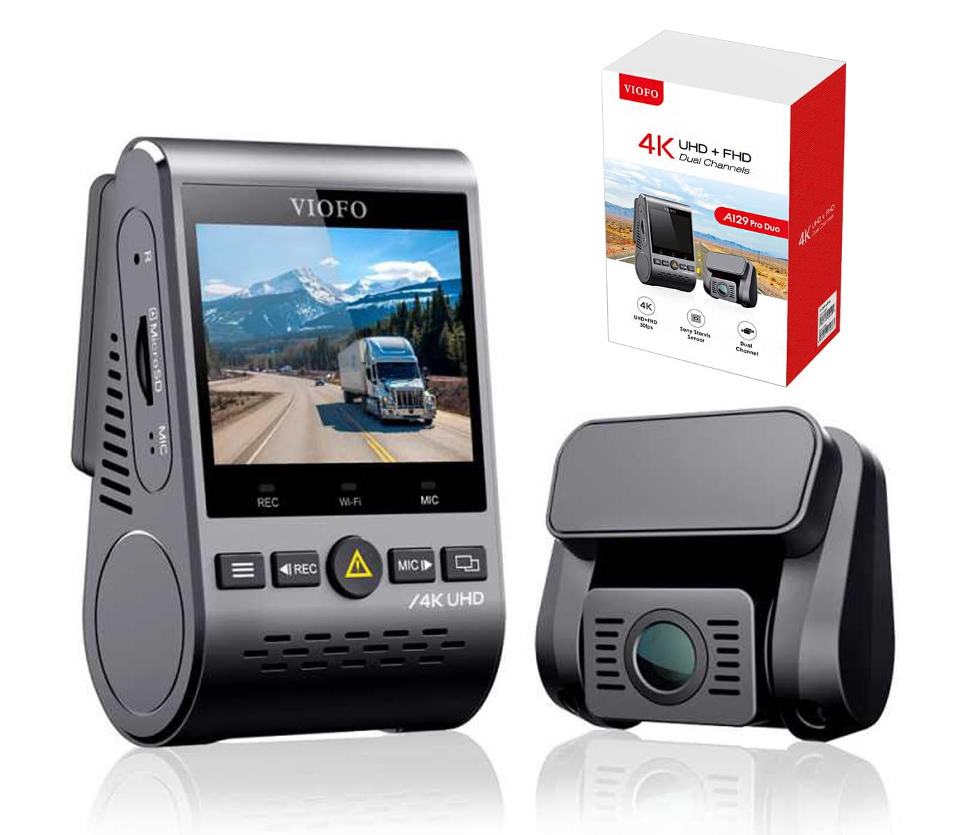Kamera Samochodowa Viofo A129 PRO G Duo VirtualEYE
